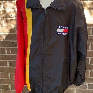 XL Vintage Tommy Hilfiger Track Jacket